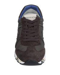 Premiata Gray Low-tops & Sneakers for men