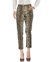 MICHAEL Michael Kors Multicolor Casual Trouser