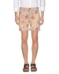 Scotch & Soda - Pink Shorts for Men - Lyst