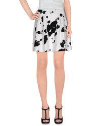 Boutique Moschino Black Mini Skirt