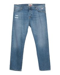 Pantaloni jeans di Roy Rogers in Blue da Uomo