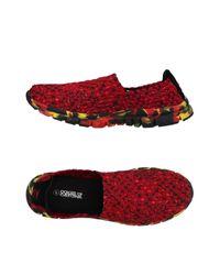 Colors Of California - Red Low-tops & Sneakers for Men - Lyst