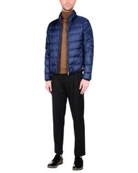 Gucci Blue Down Jacket for men