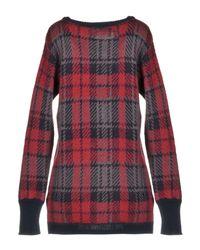 Maria Grazia Severi Red Sweater