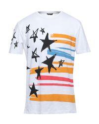 T-shirt di Antony Morato in White da Uomo
