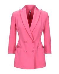 Imperial Pink Suit Jacket