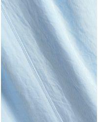 Rag & Bone Blue Kurzes Kleid