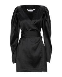 Vestito corto di ROTATE BIRGER CHRISTENSEN in Black