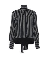 Blouse Annarita N. en coloris Black