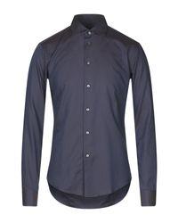 Brian Dales Hemd in Blue für Herren
