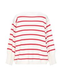 Ottod'Ame White Pullover