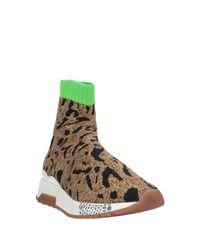 Sneakers & Tennis montantes Versace en coloris Green