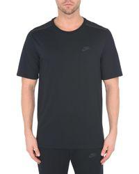 Camiseta Nike de hombre de color Black