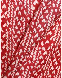 Blusa Majestic Filatures de color Red