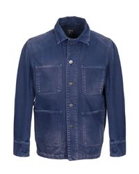 PRPS Jeansjacke/-mantel in Blue für Herren