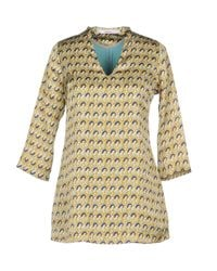 Jucca Natural Bluse