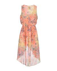 Maison Espin - Multicolor Short Dresses - Lyst