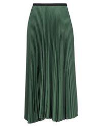 Vanessa Bruno Green 3/4 Length Skirt