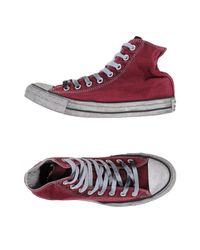 Converse Purple High-tops & Sneakers for men