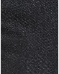 MSGM Black Jeanshose