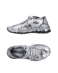 Maison Margiela Metallic Low-tops & Sneakers for men