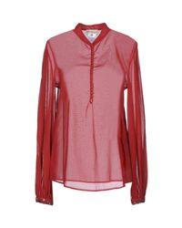 Camisa Blumarine de color Red