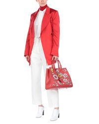 Ab Asia Bellucci Red Handtaschen