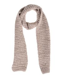 Richard James | Brown Oblong Scarf for Men | Lyst