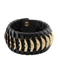 DSquared² Black Bracelet