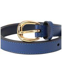 Cintura di Lauren by Ralph Lauren in Blue