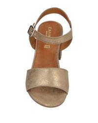 CafeNoir - Natural Sandals - Lyst