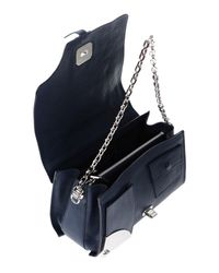 Versace Blue Handbag