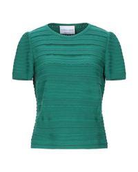 Pullover Giorgio Grati de color Green