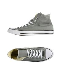 Converse Green High-tops & Sneakers for men