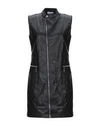 Robe courte Odi Et Amo en coloris Black