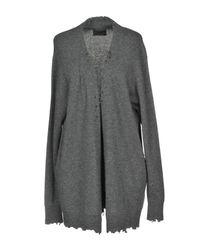 Cardigan RTA en coloris Gray