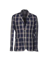 AT.P.CO Blue Blazer for men