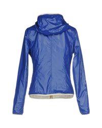 K-Way Blue Jacket