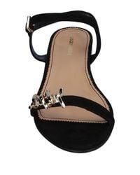 DSquared² Black Sandals