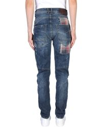 Imperial - Blue Denim Pants for Men - Lyst