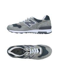 Sneakers & Deportivas New Balance de hombre de color Gray
