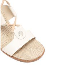Rag & Bone White Sandals