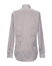 Brian Dales Brown Shirt for men