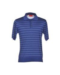 Pullover Isaia pour homme en coloris Blue