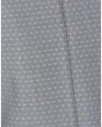 Pantalon Domenico Tagliente pour homme en coloris Gray