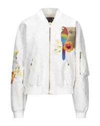 Versace Jeans White Jacket