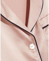 Pigiama di Olivia Von Halle in Pink