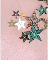 Blusa Delpozo de color Pink