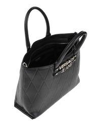 Versace Jeans Black Handbag