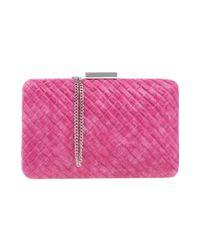 Olga Berg Multicolor Handbag